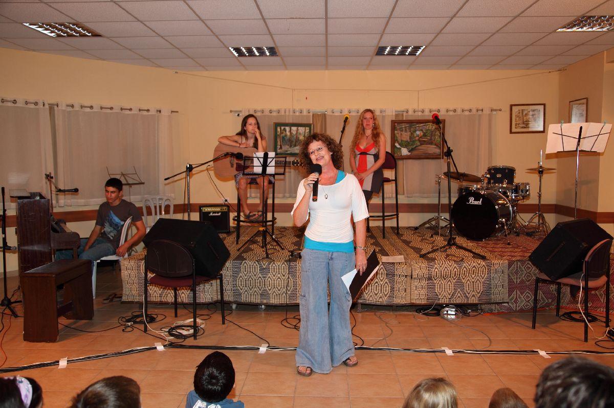 ערב כשרונות - ספטמבר 2009   (29 תמונות)