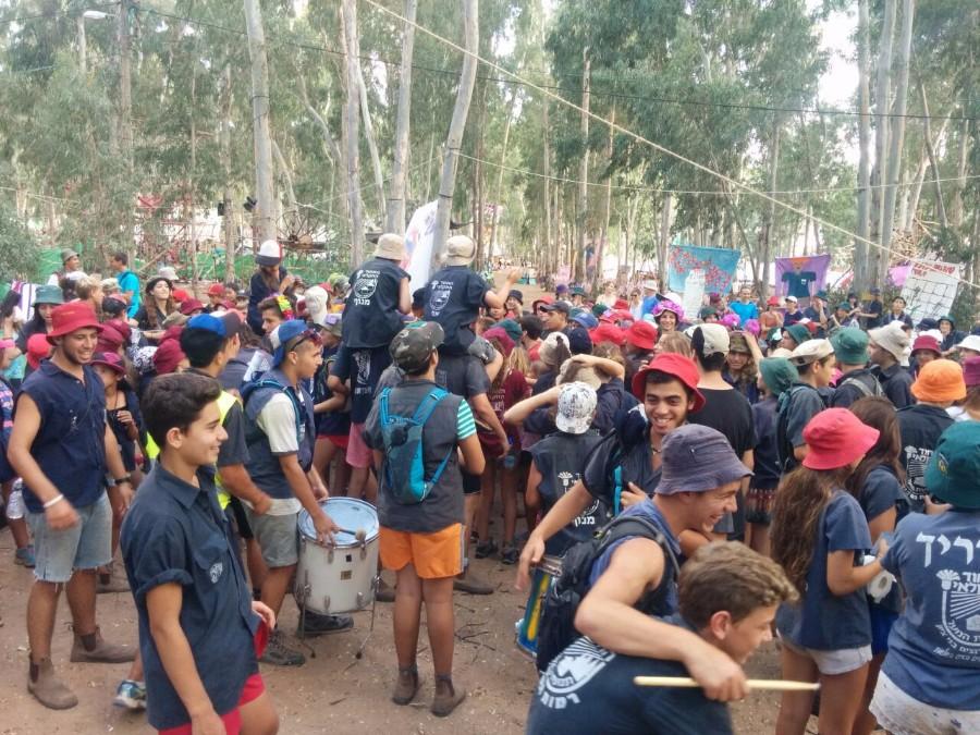 ביקור במחנה קיץ   (9 תמונות)