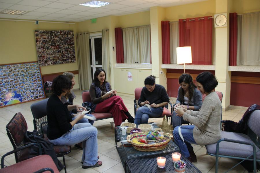 ערב נשים- מעגלי יצירה 24/11/2013   (40 תמונות)